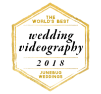 junebug weddings wedding videographers 2017